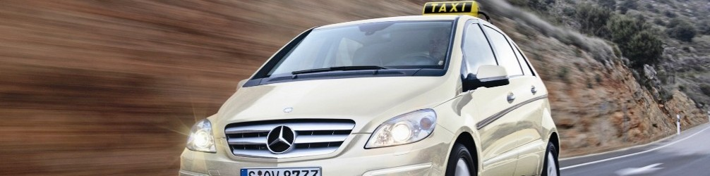 Taxi bis 8 Personen