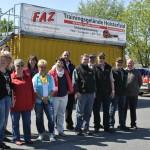 Taxi Team Papenbrock: Fahrsicherheitstraining 2014